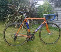 The Orange One bike photo