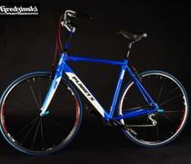 The Blue Speed Cruiser bike photo