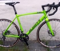 The Hulk / Green Arrow bike photo