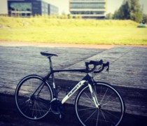 The 2nd  bike photo