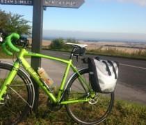 HiViz bike photo