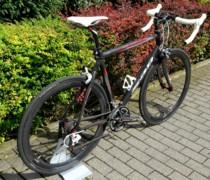 Black Beauty bike photo