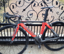 Planet X Stealth Limited Edition Drop Bars  bike photo