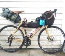 Janet X bike photo