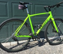 Zesty Lime bike photo