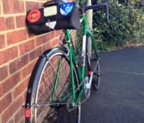 Holdsworth Bitsa bike photo