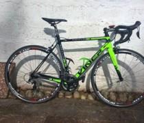 Davies bike photo