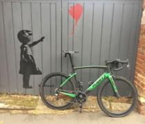 Green Hornet bike photo