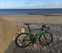 Gamora bike photo