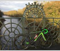 Green Flash bike photo