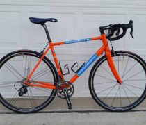 Holdsworth Competition bike photo