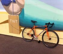 Holdsworth bike photo
