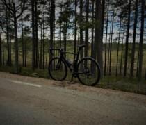 Aero Stealth bike photo