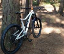 Codeine Plus bike photo