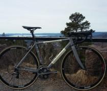 Steel Machine bike photo