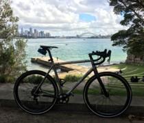 Bullet bike photo