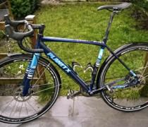 Full Monty bike photo
