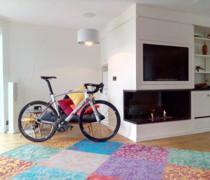 Silver Aero Rivit Rider bike photo