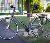 Stelvio Trekking bike photo