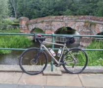 If Bentley Made Bikes... bike photo