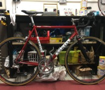 The Sarto bike photo