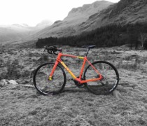 Bertie bike photo