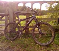 Triggers Rockhopper bike photo