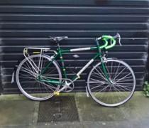 Fixed Gear bike photo