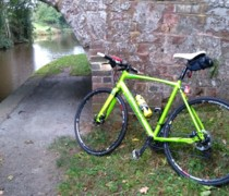 Snot bike photo