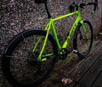 The Green Machine  bike photo
