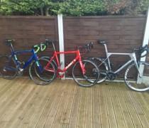 Mine  bike photo