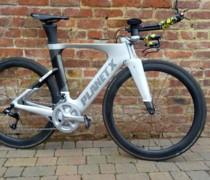 Silver Arrow bike photo