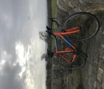 Sandy bike photo
