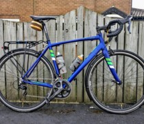 Bluey Mk.2 bike photo