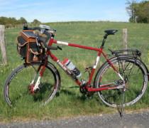 Stelvio bike photo