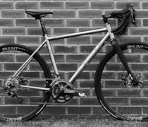 Planet X - Titanium Tempest bike photo