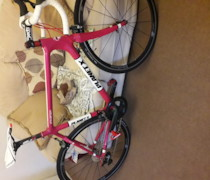 Pink Panther bike photo
