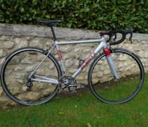 Silver Shadow bike photo