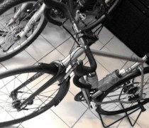 Ti bike photo