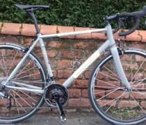Retro bike photo