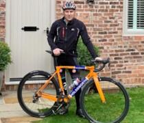 Holdsworth Road  bike photo