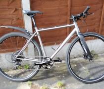 Ti Commute bike photo