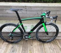 Green Knight bike photo