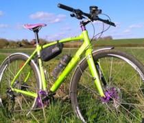 Flat Bar Gravel Touring Does Averything Bike bike photo