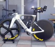The Falcon bike photo