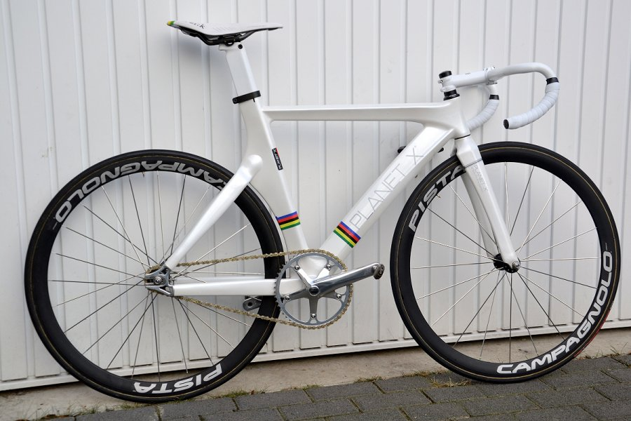 Das Weisse | Pro Carbon Track | Readers Rides | Planet X