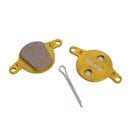 Selcof Sintered Disc Brake Pads / S-302 Magura Clara 2001-02, Louise 2002 - 06
