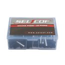 Selcof SM-1406 Cantilever Replacement Brake Pads