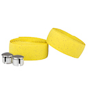 Ambrosio Bike Ribbon Handlebar Tape / Cork / Yellow