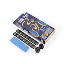 Bike Ribbon Cork Handlebar Tape / Blue Logo